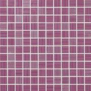 Mosaico 2,5x2,5 Ametista - obkládačka mozaika 30x30 fialová