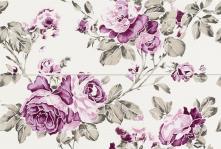 Composizione Rose Ametista/Corniola - obkládačka inzerto set 50x74