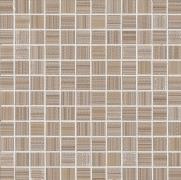 Mosaico 2,5x2,5 Corniola - obkládačka mozaika 30x30 béžová