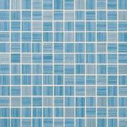 Mosaico 2,5x2,5 Cielo - obkládačka mozaika 30x30 modrá