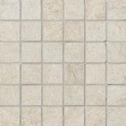 Mosaico 5x5 Bone - dlaždice mozaika 30x30 béžová