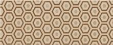 Decoro Geometrico Canapa - obkládačka inzerto 20x50 béžová