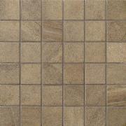 Mosaico 5x5 Lapp./Rett. Navigli - dlaždice mozaika 29,7x29,7 hnědá lappovaná