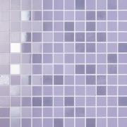 Mosaico Lustro Violet - obkládačka mozaika 30x30 fialová
