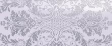 Decoro Damasco Gllitter Lilac - obkládačka inzerto 25x60 fialová
