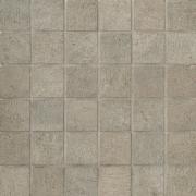 Mosaico 5x5 Beton Lappato - dlaždice mozaika 29,7x29,7 šedá lappovaná
