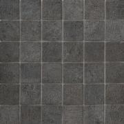 Tribeca Mosaico 5x5 Asfalto Lappato - dlaždice mozaika 30x30 šedá