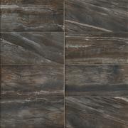 Mattoncino Night - dlaždice 10x30 černá matná