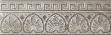 Listello Classico Ash - dlaždice bordura 10x30 šedá matná