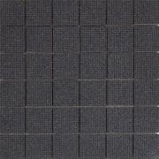 Mosaico 5x5 Nero - dlaždice mozaika 30x30 černá