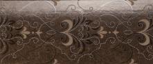 Decoro Damasco Brown - obkládačka inzerto 25x59,1 hnědá