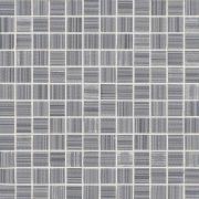 Mosaico 2,5x2,5 Lava - obkládačka mozaika 30x30 šedá