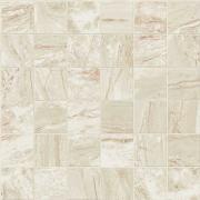 Imperial Mosaico 5x5 Silk Crema - dlaždice mozaika 30x30 béžová