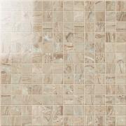 Imperial Mosaico 2,5x2,5 Lapp. Cappuccino - dlaždice mozaika 30x30 béžová