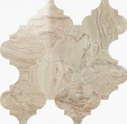 Imperial Provenzale Lapp. Cappuccino - dlaždice mozaika 30x32,4 béžová