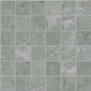 Mosaico 5x5 Silk Grigio Imperiale - dlaždice mozaika 30x30 šedá