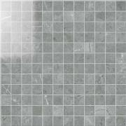 Mosaico 2,5x2,5 Lapp. Grigio Imperiale - dlaždice mozaika 30x30 šedá
