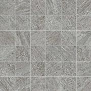 Mosaico 5x5 Perla - dlaždice mozaika 30x30 šedá