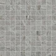 Mosaico 2,5x2,5 Perla - dlaždice mozaika 30x30 šedá