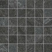 Mosaico 5x5 Graphite - dlaždice mozaika 30x30 šedá