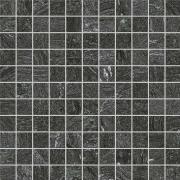 Mosaico 2,5x2,5 Graphite - dlaždice mozaika 30x30 šedá