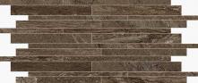 Muretto Tabacco - dlaždice mozaika 30x60 hnědá