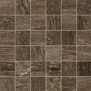 Mosaico 5x5 Tabacco - dlaždice mozaika 30x30 hnědá