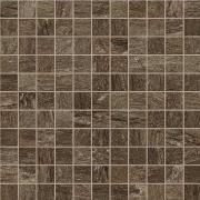 Mosaico 2,5x2,5 Tabacco - dlaždice mozaika 30x30 hnědá