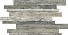 Muretto Silver - dlaždice mozaika 30x45 šedá