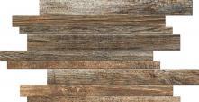Time Design Muretto Stonewash - dlaždice mozaika 30x45 hnědá