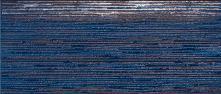 Decoro Righe Zaffiro - obkládačka inzerto 26x61 modrá