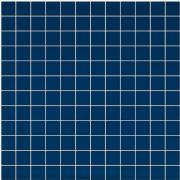 Mosaico 2,5x2,5 Zaffiro - obkládačka mozaika 30x30 modrá
