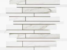 Mureto Calacatta Bianco - obkládačka mozaika 30x30 bílá