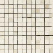 Mosaico 2,5x2,5 Crema - obkládačka mozaika 30x30 krémová