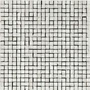 Mosaico Spacco London Grey - obkládačka mozaika 30x30 šedá