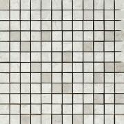 Mosaico 2,5x2,5 London Grey - obkládačka mozaika 30x30 šedá