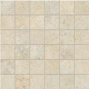 Mosaico 5x5 Miele - dlaždice mozaika 30x30 krémová
