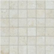 Mosaico 5x5 Latte - dlaždice mozaika 30x30 bílá