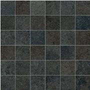 Mosaico 5x5 Ferro - dlaždice mozaika 30x30 černá
