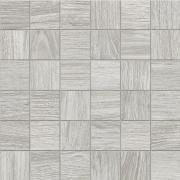 Mosaico 5x5 Orzo - dlaždice mozaika 30x30 šedá