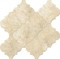 Materia Provenzale Chiaro - dlaždice mozaika 30,5x28 béžová