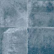 Materia Brick Blue - dlaždice 6x25 modrá