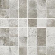 Materia Mosaico 5x5 Grigio - dlaždice mozaika 30x30 šedá