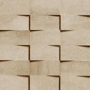 Mosaico 3D 5x10 Beige - obkládačka mozaika 30x30 béžová