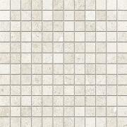 Sovereign Mosaico 2,5x2,5 Avorio - dlaždice mozaika 30x30 bílá
