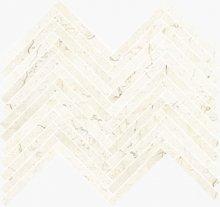 Lisca Levigato Marfil - dlaždice mozaika 41,5x30 béžová lesklá