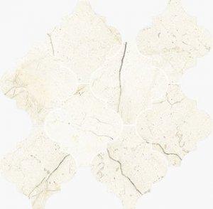 Imperial Provenzale Satin Marfil - dlaždice mozaika 30,2x32,3 béžová