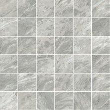 Imperial Mosaico 5x5 Lev. Bardiglio - dlaždice mozaika 30x30 šedá
