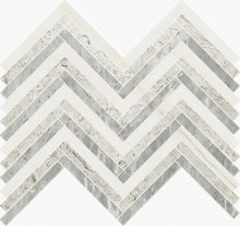 Imperial Lisca Levigato Multicolor - dlaždice mozaika 41,5x30 šedá
