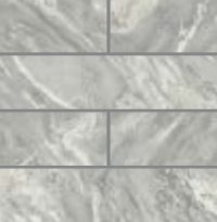 Imperial Bardiglio Satin Rett. - dlaždice rektifikovaná 7,5x30 šedá